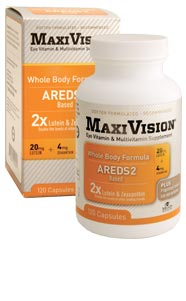 MaxiVision – Complete Antioxidant Nutrition