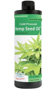 Hemp Seed Oil – The King of Oils – A  Perfect Balance Of Omega 3-6-9